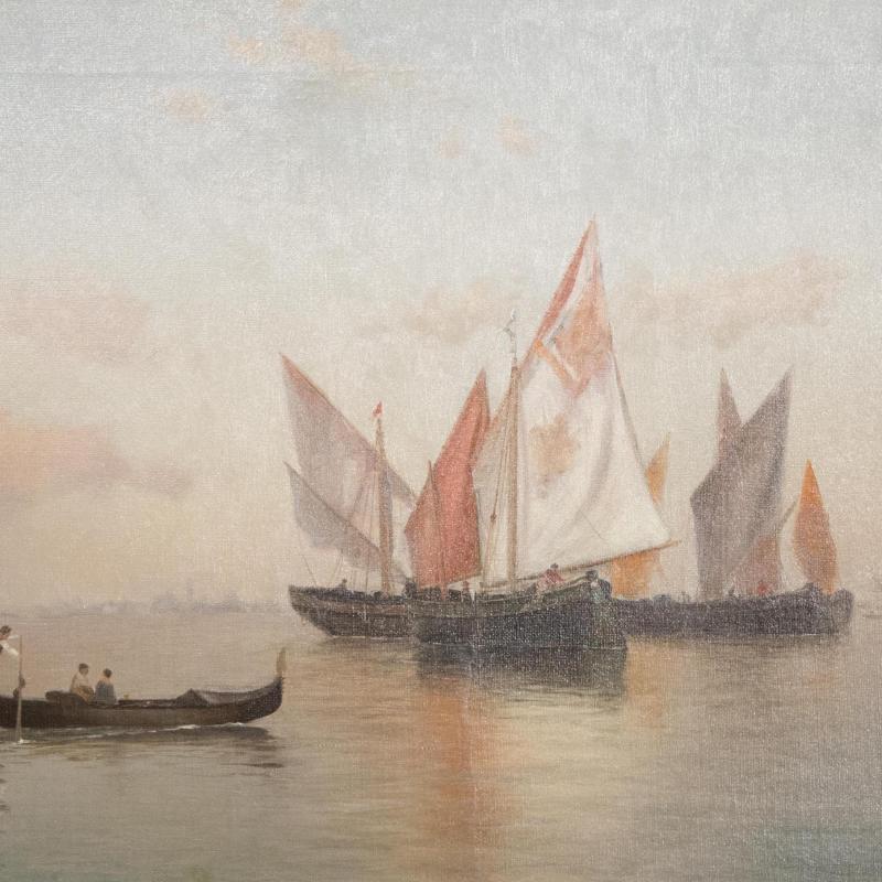 Warren W. Sheppard, Grand Canal, Venice