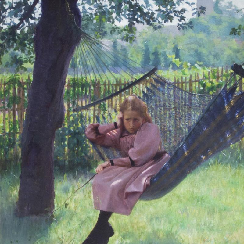 Jules Octave Triquet, La Petite Penseur