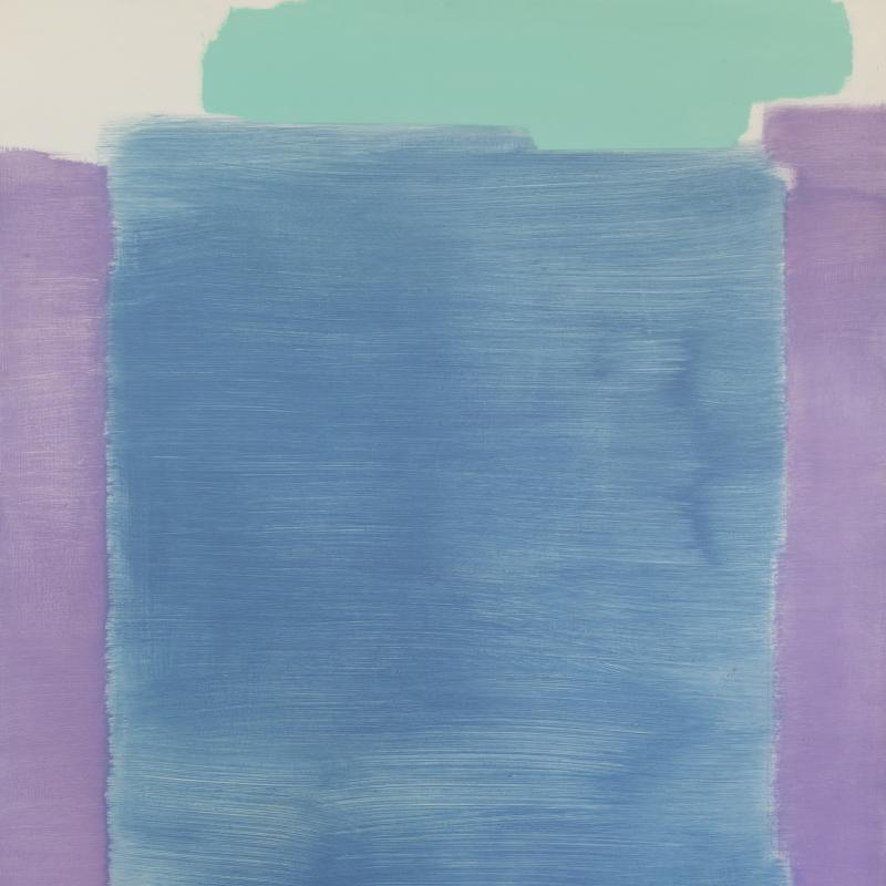 Carl Holty, Untitled #116, 1963