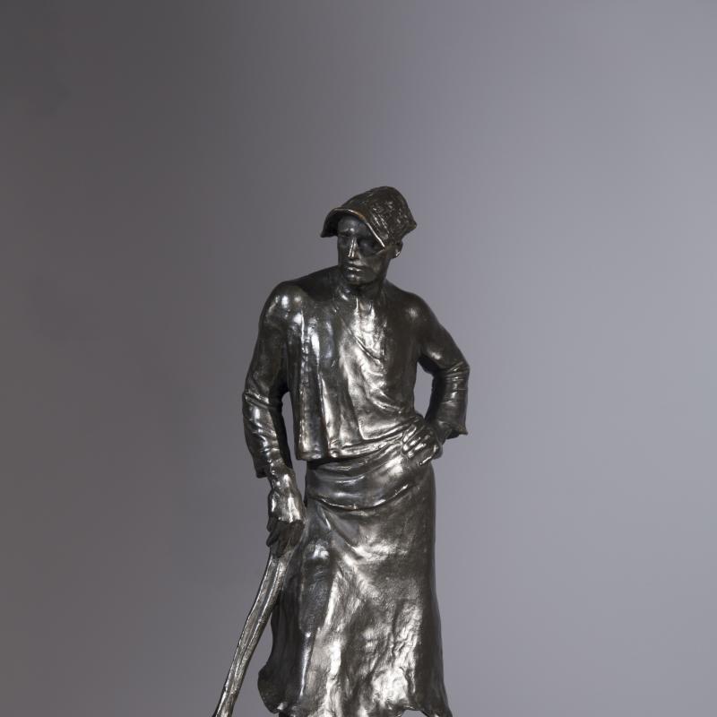 Constantin Meunier, Le Marteleur, 1886