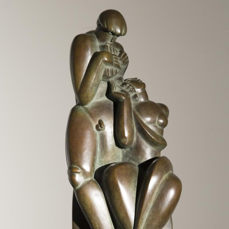 Albert Wein, Homage to Béla Bartók, Conceived 1947, cast 1987