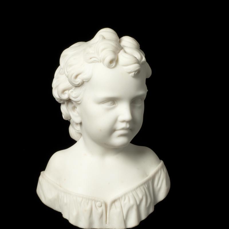 Chauncey Bradley Ives, The Artist's Son, 1874