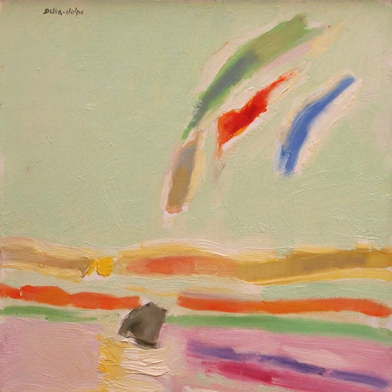 Ralph Della-Volpe, Dancing Clouds, 2001