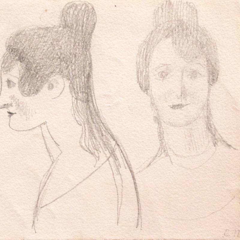 Elie Nadelman, Two Views of a Woman