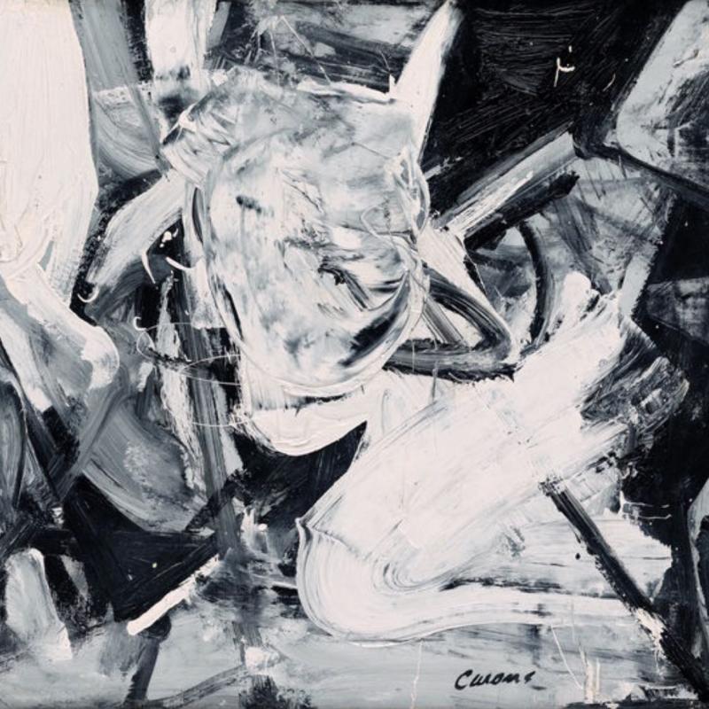 Nicolas Carone, Untitled, Circa 1957