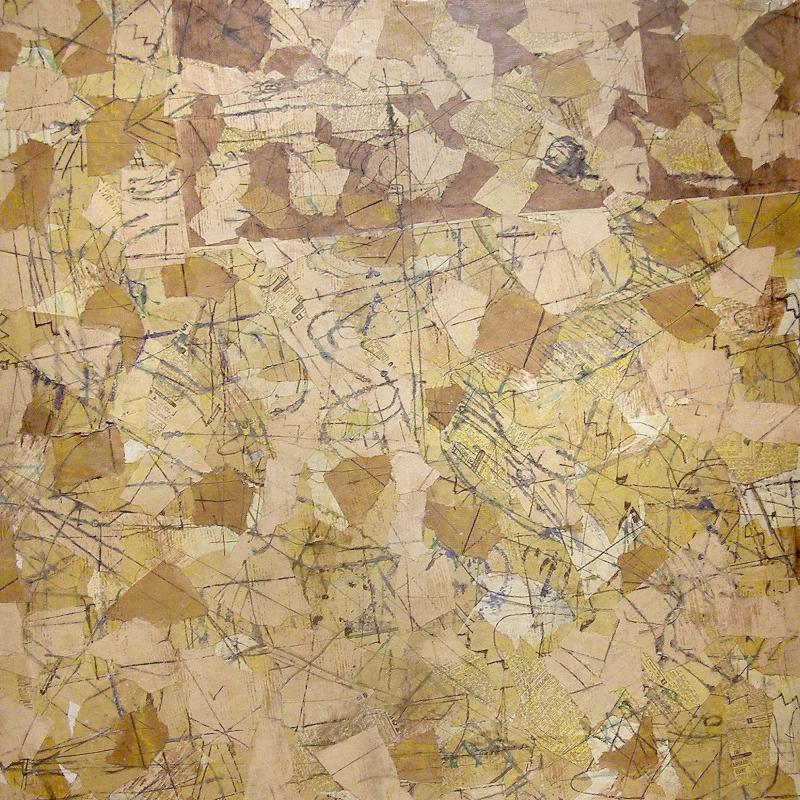 Georges Noël, Palimpseste Éclaté, 1964