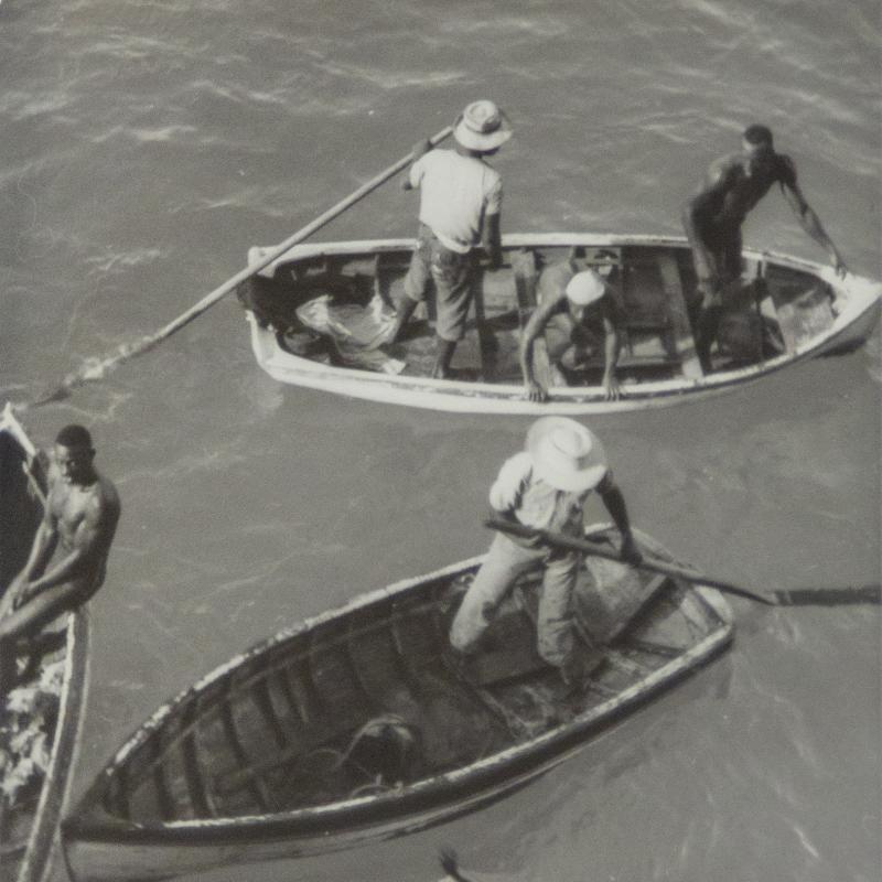 Eneanor Parke Custis, Diving Boots, 1897-1983