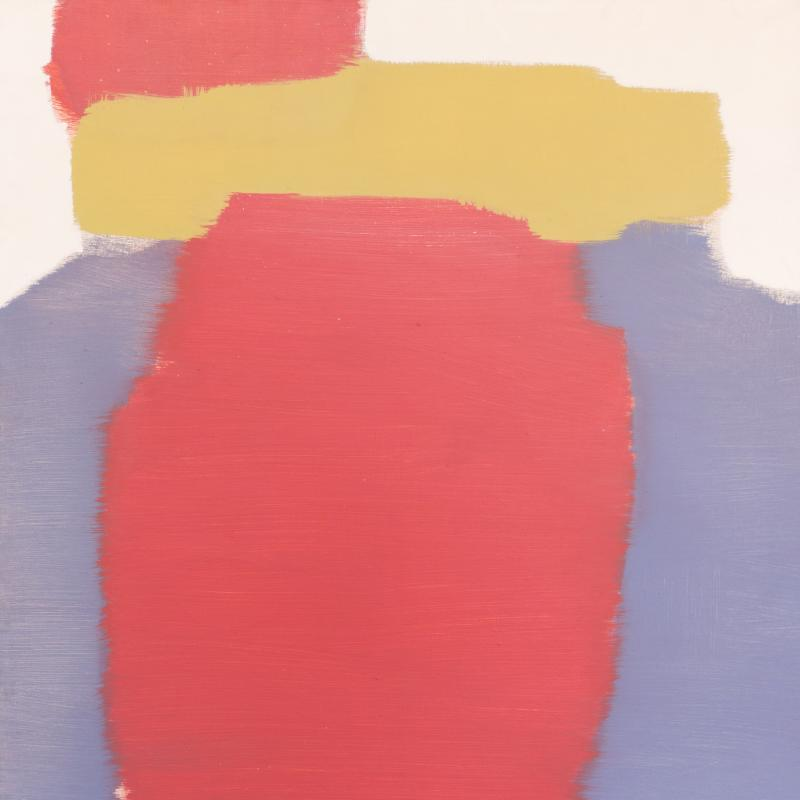 Carl Holty, Untitled #161, 1964
