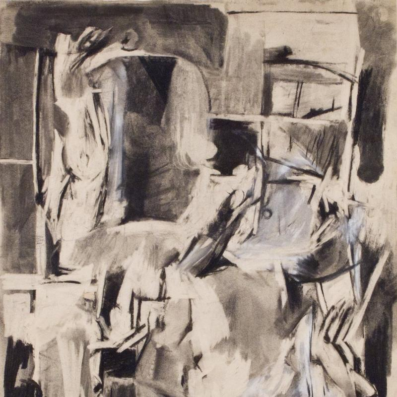 Norman Kanter, Untitled, Circa 1955