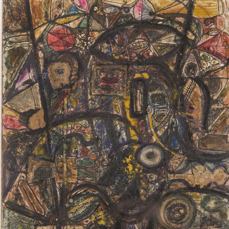 Richard Pousette-Dart, Untitled , c. 1940