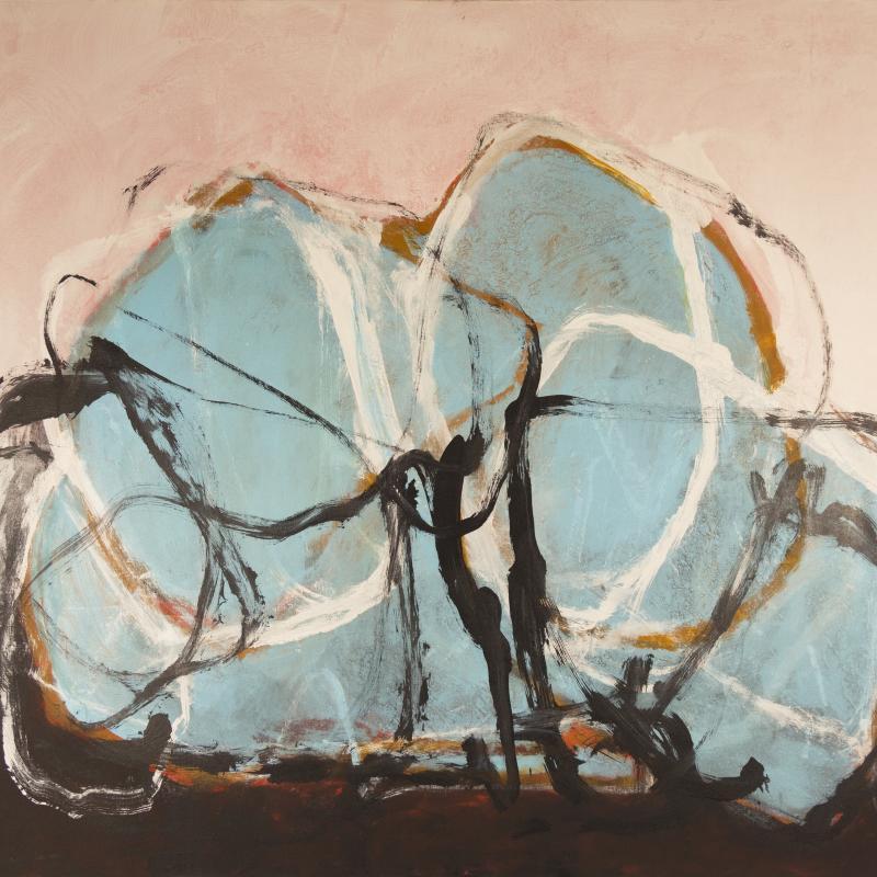 Cleve Gray, Genesis, 1980