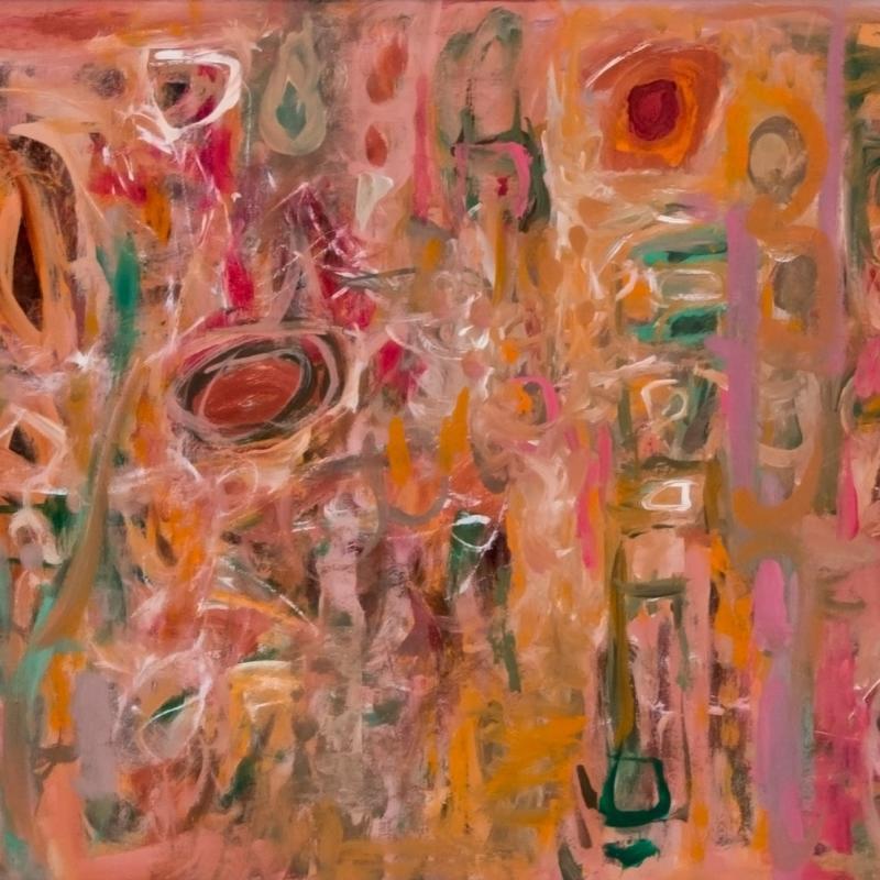 Michael Forster, Woodpecker's Joy, 1984