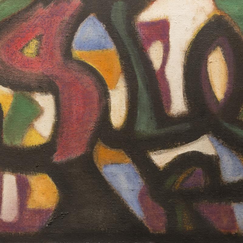 Jean-Michel Atlan, Untitled, 1959