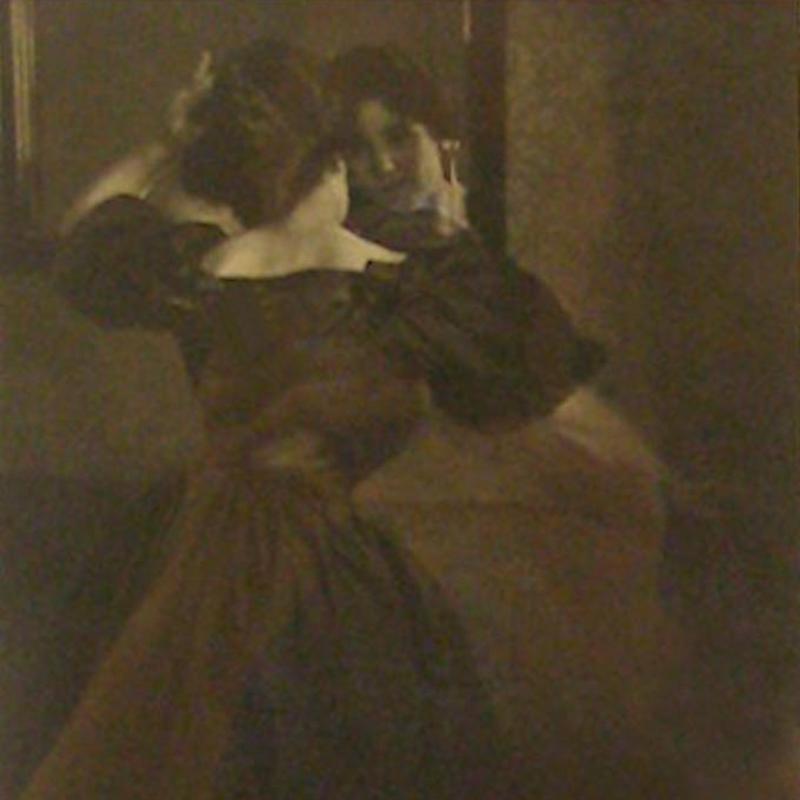 Heinrich Kühn, Vanity