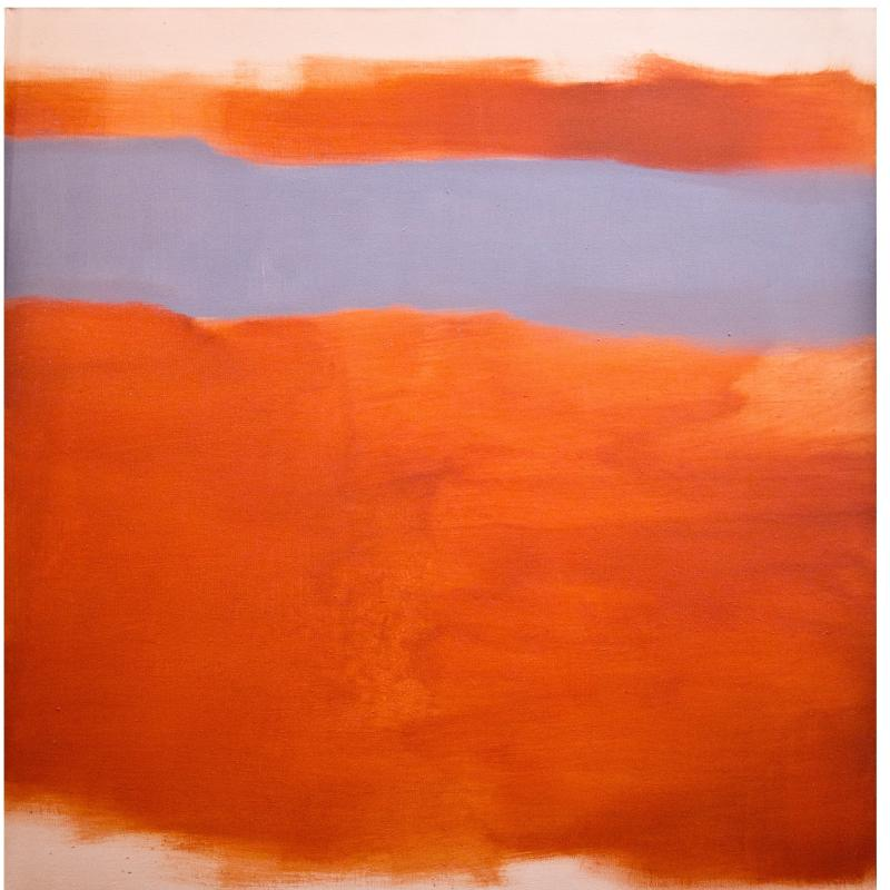 Carl Holty, Mirage, 1964