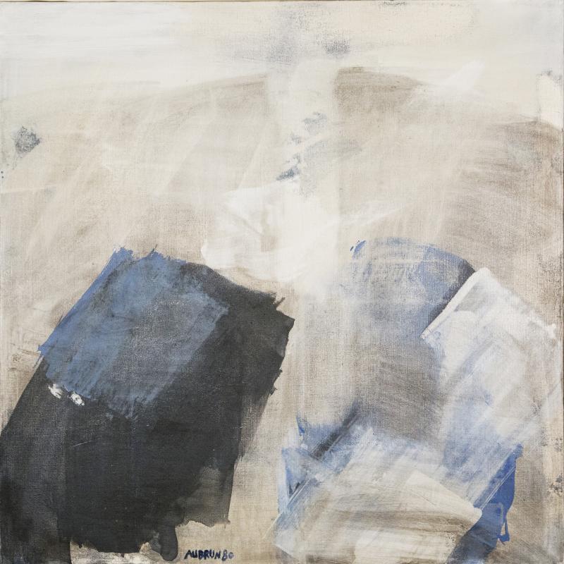 Francois Aubrun, Impregnation, 1980