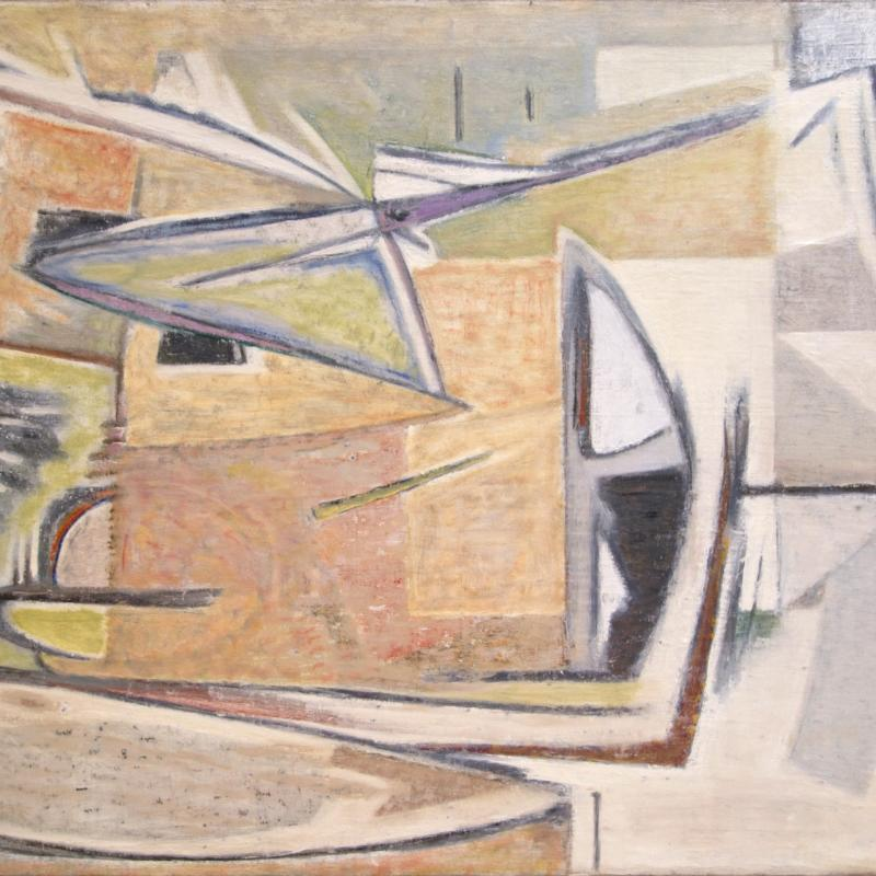 Geer van Velde, Abstraction