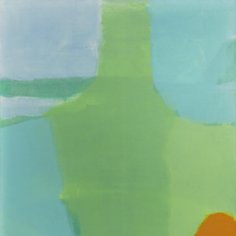 Carl Holty, Fallow Light