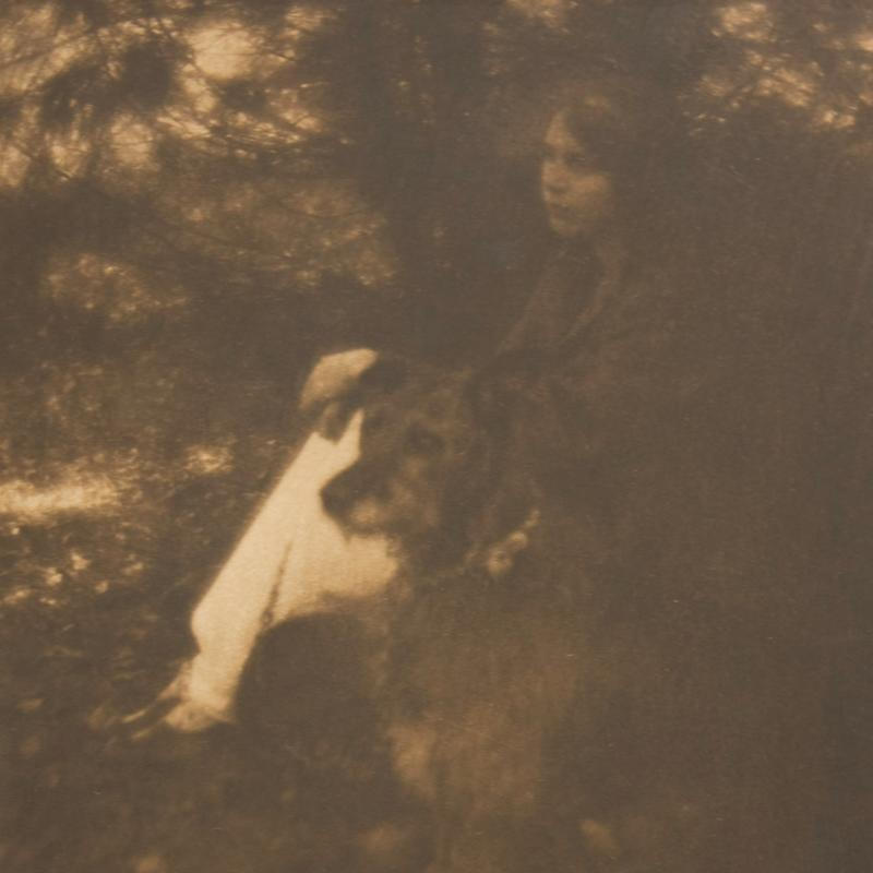 George Seeley, Woman with Dog