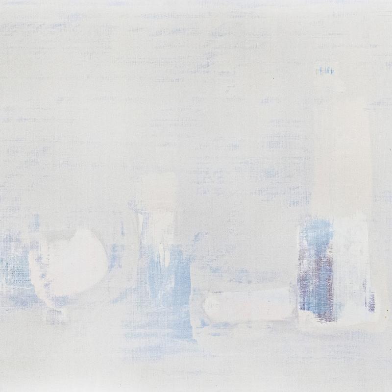Francois Aubrun, Autour D'Une Nature Morte, 1985
