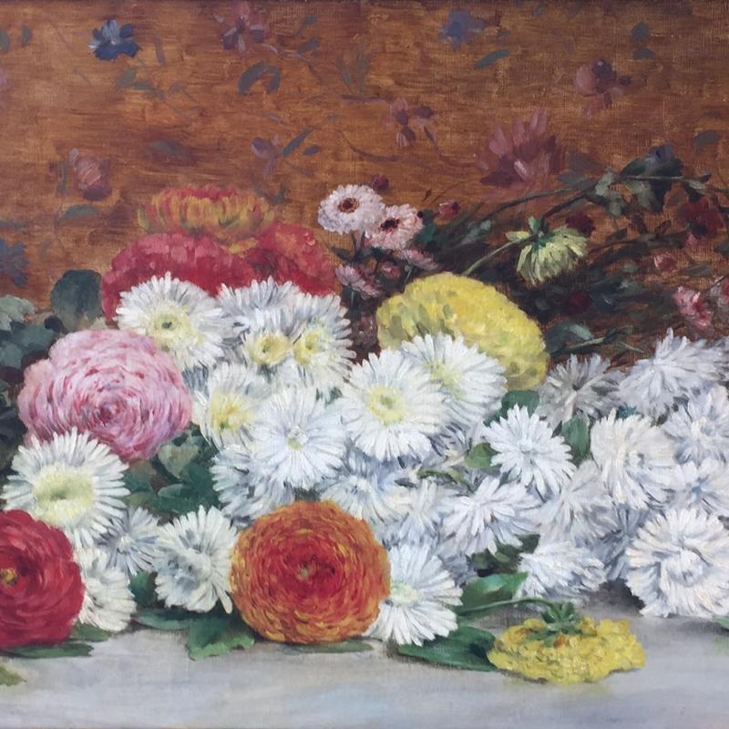 Pierre Désiré Eugène Franc Lamy, Bouquet de Jardin