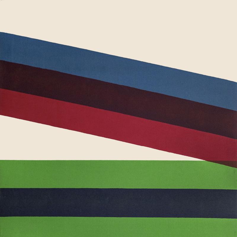 Paul Reed, Interchange X, 1966