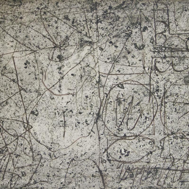 Georges Noël, Sans Titre Palimpseste, 1962