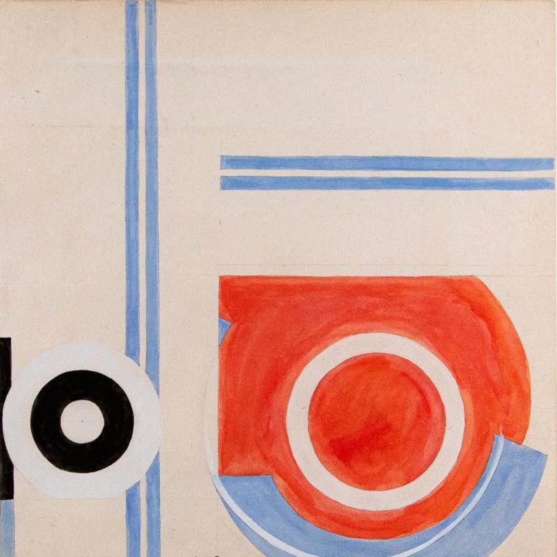 František Kupka, Composition Proche de Soleil