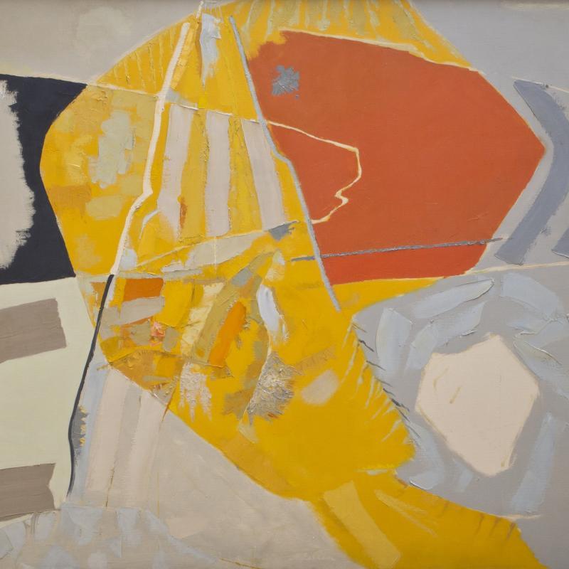 John Ferren, Mojave #1, 1954