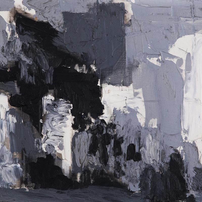 Francois Aubrun, Untitled #281, 1970