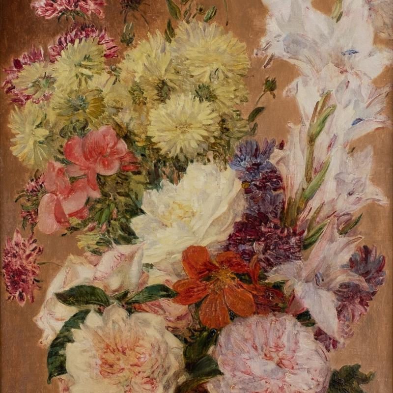 William Babcock, The Bouquet, 1878