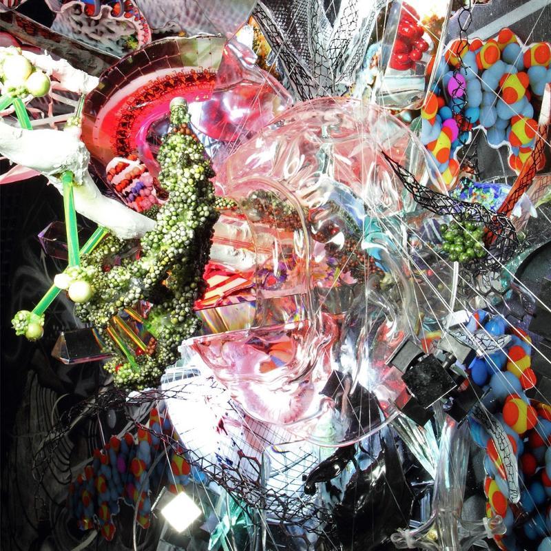 Disney Nasa Borg, Higgs Boson God Particle #2, 2012