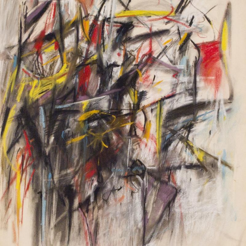 Norman Kanter, Untitled, Circa 1955