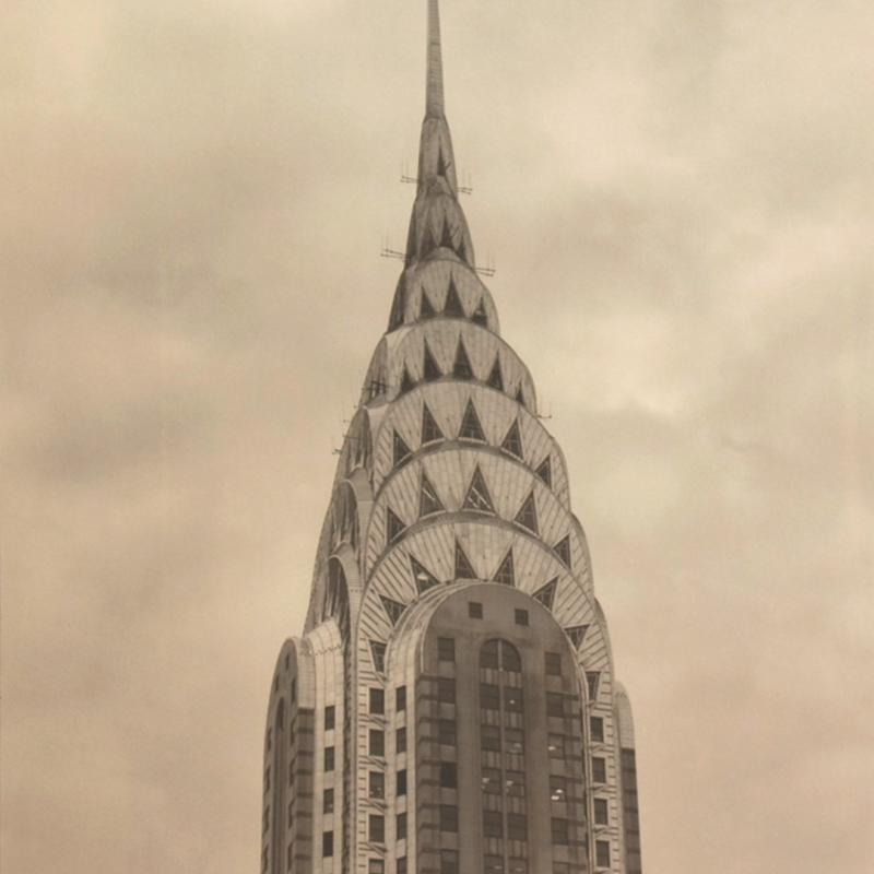 Tom Baril, Chrysler Building, 1997-98