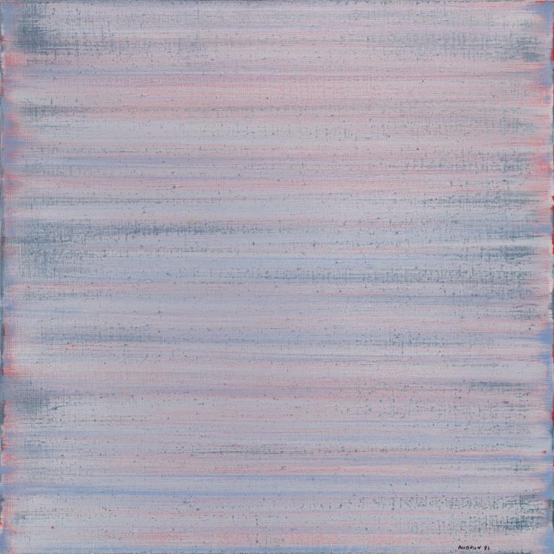Francois Aubrun, Dans la Lumiere, le Silence #501, 1982