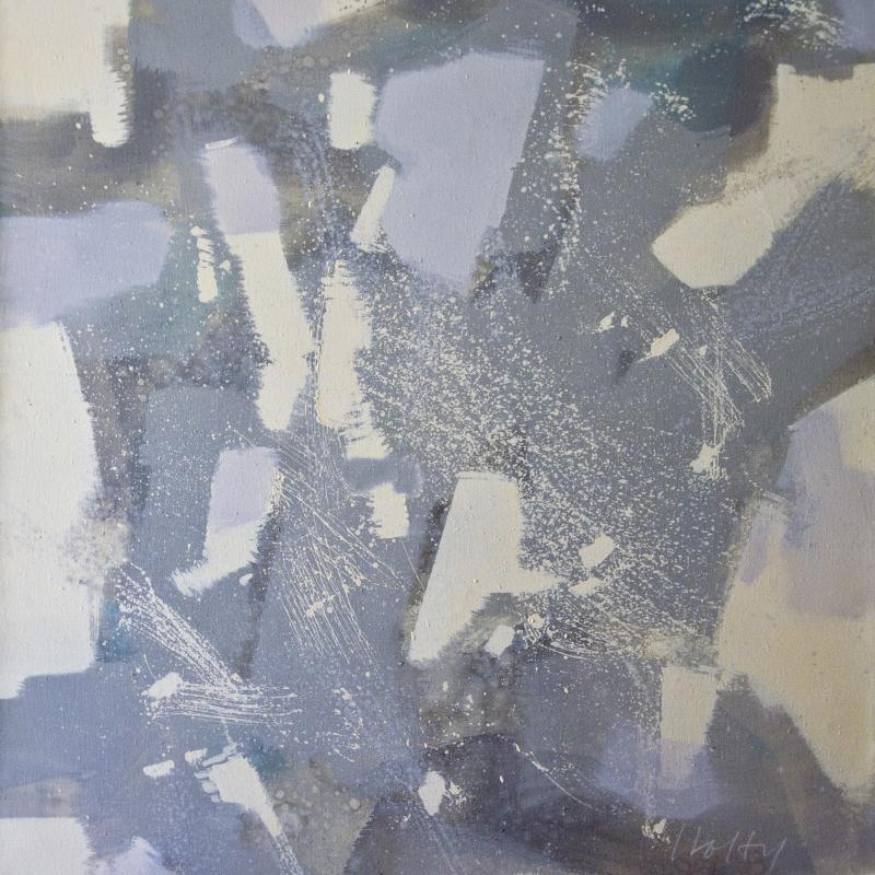 Carl Holty, Diagonal, 1967