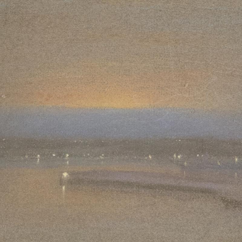 Johann Berthelsen, Sunset River