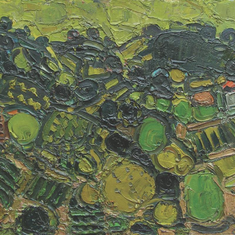 André Cottavoz, Contre-Jour de Soir, Aout, 1958
