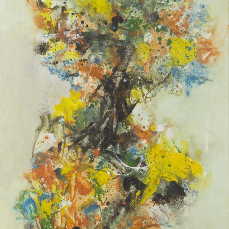 Pierre Wemaëre, Les Cousines no. 2, 1998