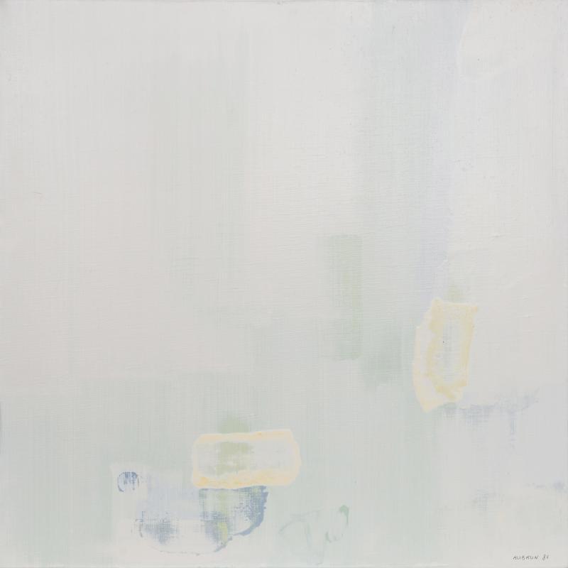 Francois Aubrun, Untitled #500, 1986