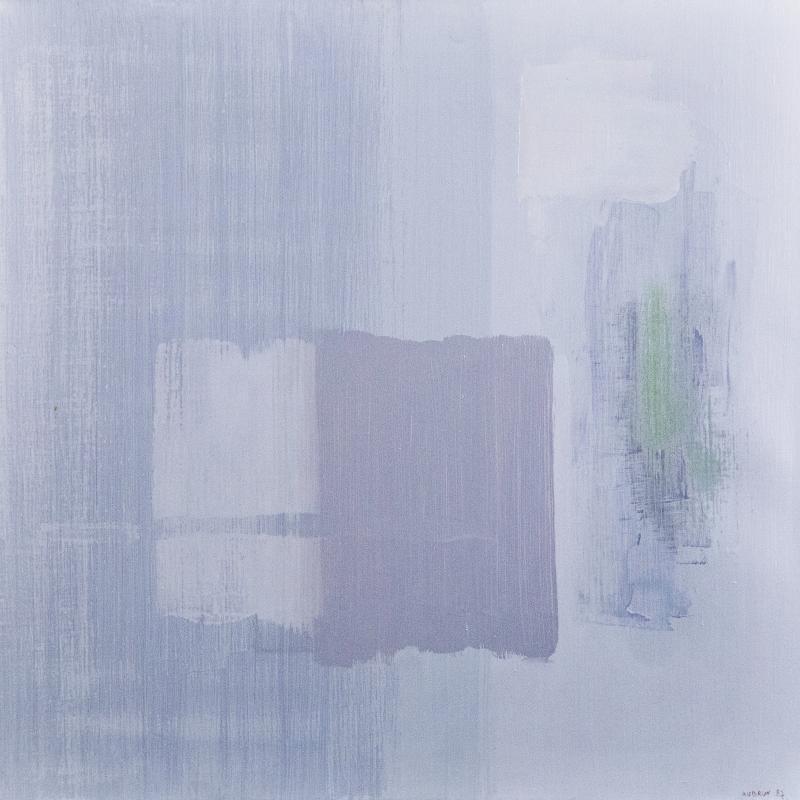 Francois Aubrun, Untitled #880, 1987