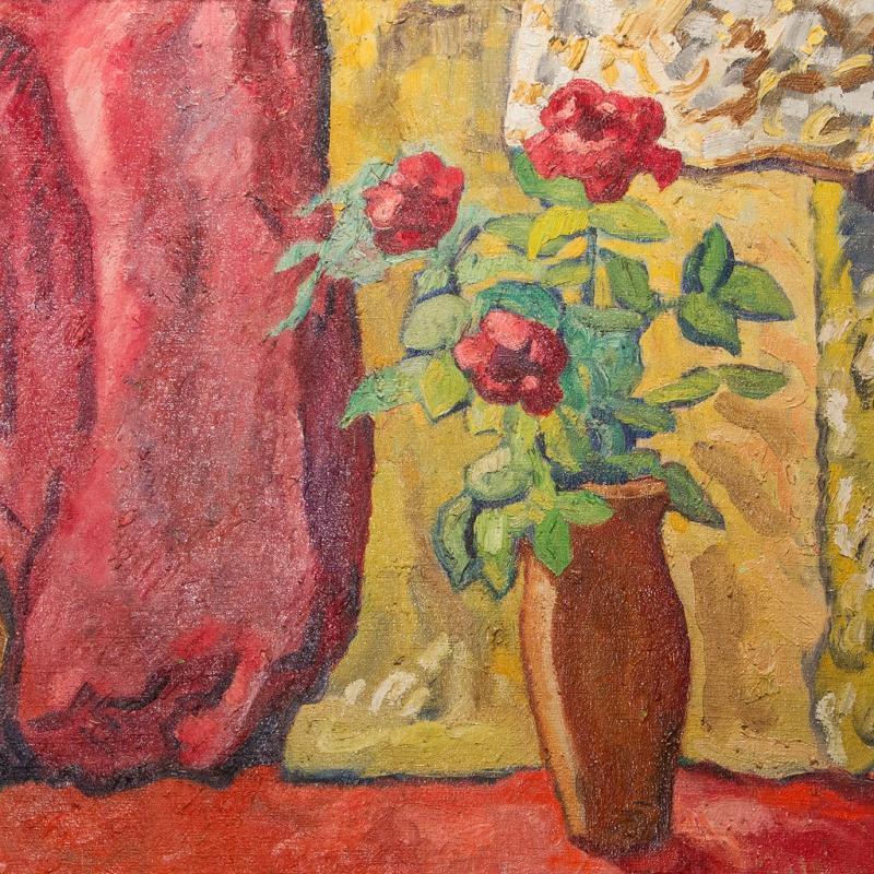 Louis Valtat, Vase de Roses, 1938