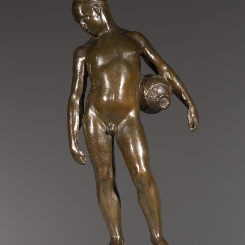 Benjamin Turner Kurtz, Nubian Water Boy, Circa 1925