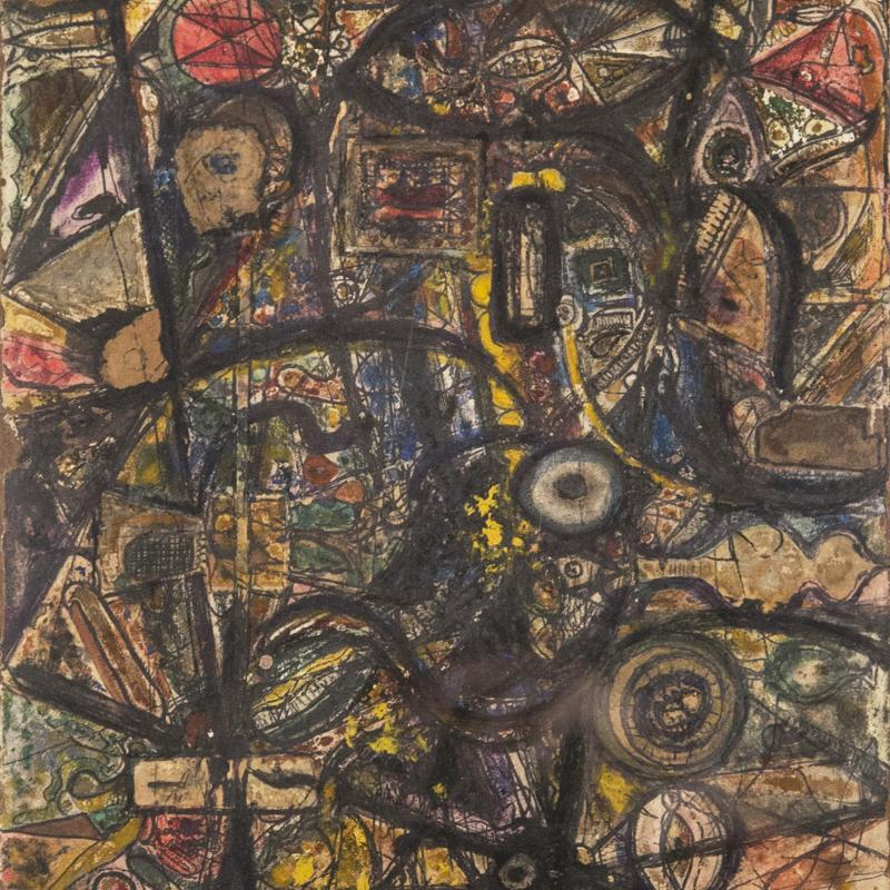 Richard Pousette-Dart, Untitled , c. 1940