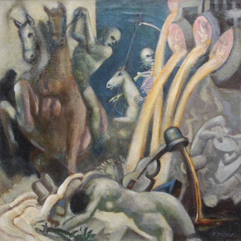 Eugene Francis Savage, Apocalypse