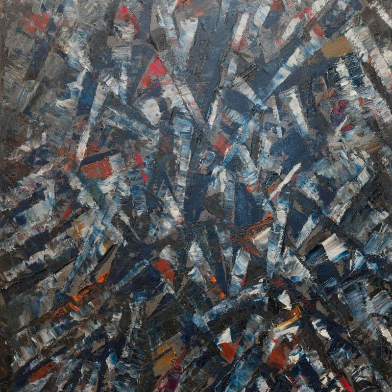Jacques Germain, Composition, 1989