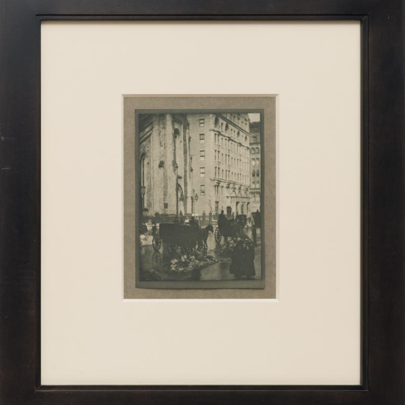 Alvin Landgon Coburn, The Holland House, New York, N/A