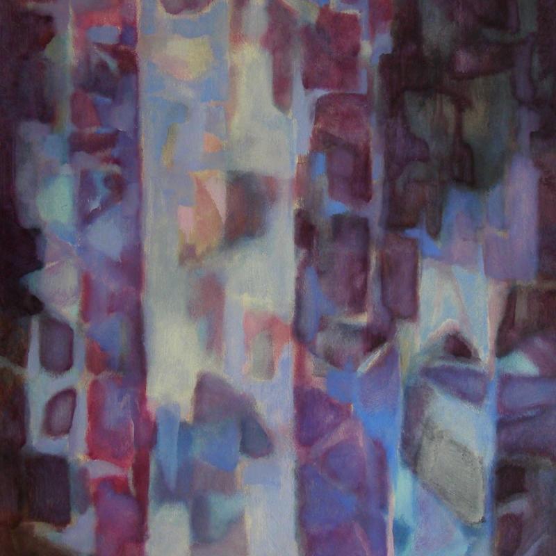 Albert Wein, Blue Counterpoint, Circa 1960s