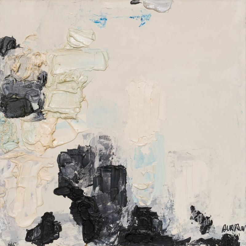 François Aubrun, Untitled #831, 1966