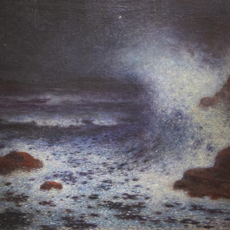 Ferdinand du Puigaudeau, Vagues dans la Nuit